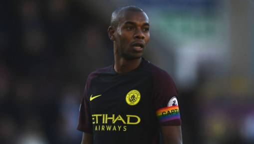 Juventus State Interest in Signing Manchester City's Fernandinho