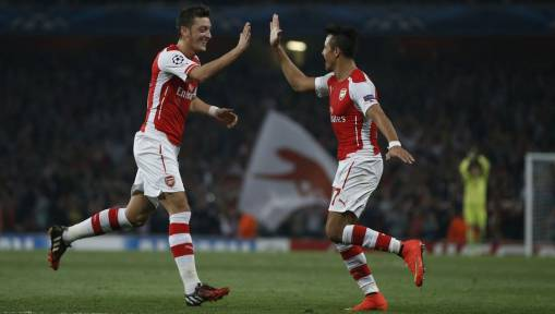 Agents of Alexis Sanchez & Mesut Ozil Teaming Up to Call the Shots as Contract Saga Rumbles On