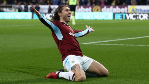 Burnley 3-2 Bournemouth: Jeff Hendrick Peach the Difference in Turf Moor Thriller