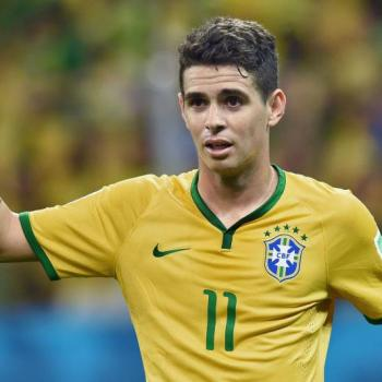 CHELSEA - OSCAR confirms record transfer to SHANGHAI SIPG: