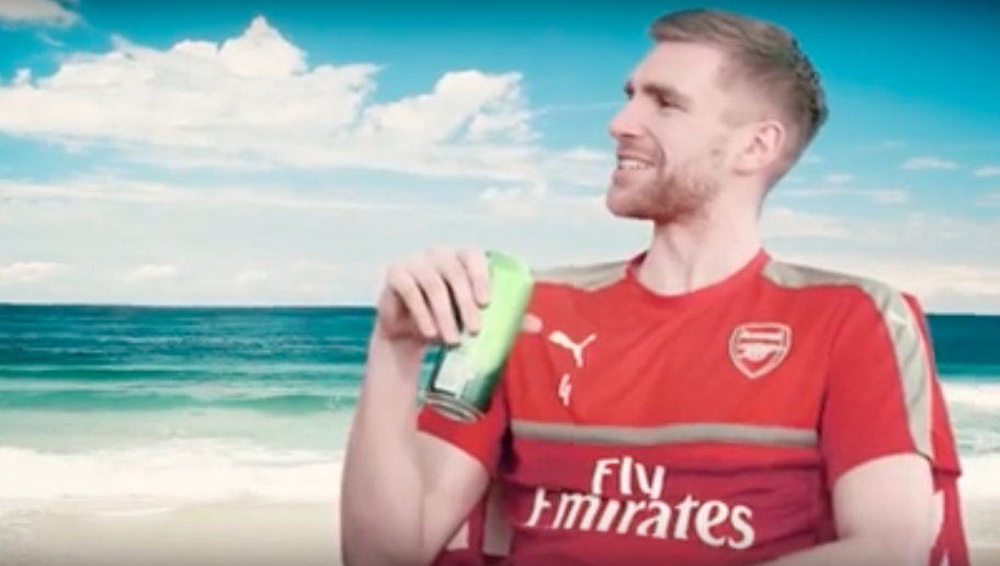 Arsenal Have Just Taken a Huge 'Dump' on Australia With the Worst Christmas Special Ever