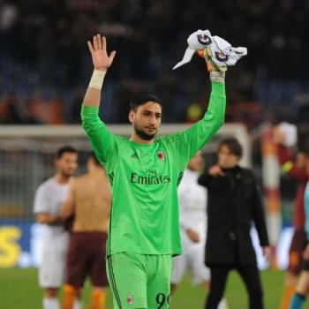 JUVENTUS not giving up on signing DONNARUMMA in 2017