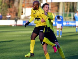Veteran Ghanaian striker Mathew Amoah on target in Halsteren 1-1 draw at VC Vlissingen in Dutch amateur league