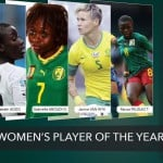 Elizabeth Addo happy with nomination for CAF Women's Player of the Year award
