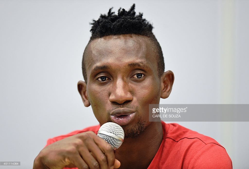 AFCON 2017: Ghana defender Harrison Afful returns to training after malaria scare