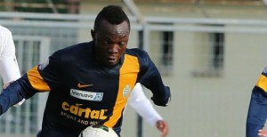 Fit-again Ghanaian midfielder Alimeyaw Salifu available for Modena ahead of Gubbio clash