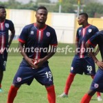 Inter Allies break camp for Christmas holidays