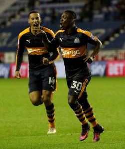 Newcastle manager Rafa Benitez hails 'fresh legs' of Christian Atsu after Wigan win