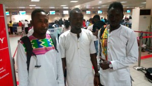 EXCLUSIVE: Bechem United trio arrive in Thailand to sign contracts with unnamed club