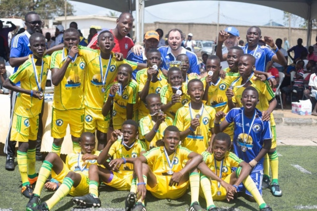 Former Ipswich star Titus Bramble on his emotional trip to Ghana and coaching Town's future stars