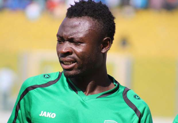 Aduana Stars forward Bright Adjei eyes Eleven Wonders downfall in Dormaa