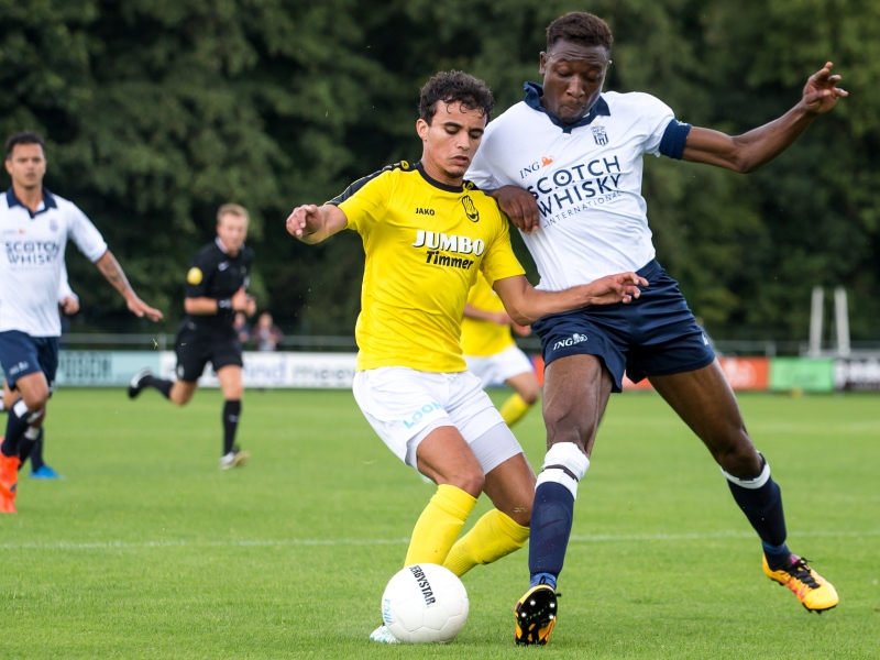 Veteran Ghanaian defender Carlos Opoku on target for Koninklijke in Dutch lower-tier league