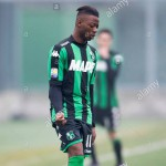 Europa League: Claud Adjapong named in eliminated Sassuolo squad to face Genk