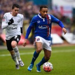 Ghanaian forward Derek Asamoah hoping he has a future at Carlisle United