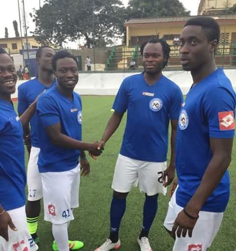 Elvis Opoku mulls over Aduana Stars fixture congestion