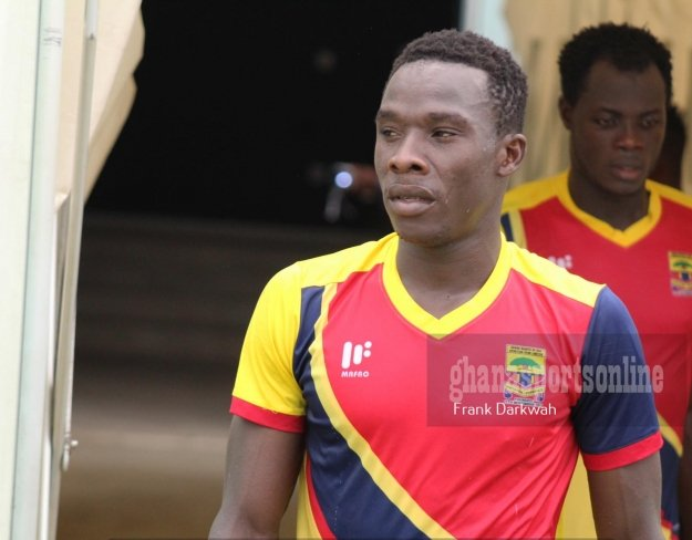Ghanaian giants Hearts of Oak to open fresh contract talks with midfielder Sabhan Laryea