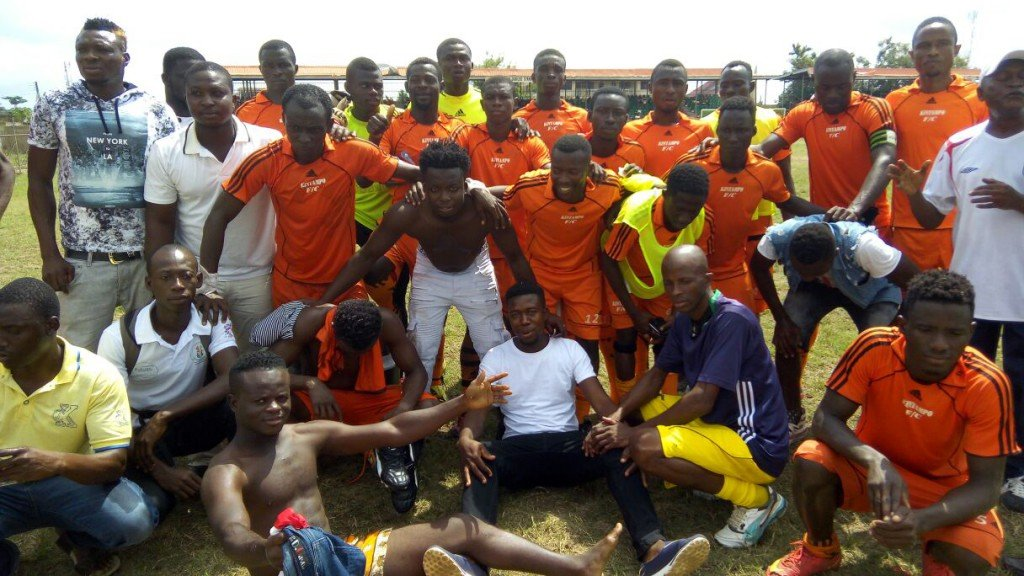 Brong Ahafo Region Division Two Middle League: Kintampo Yizura FC secures 2016/17 Division One League qualification