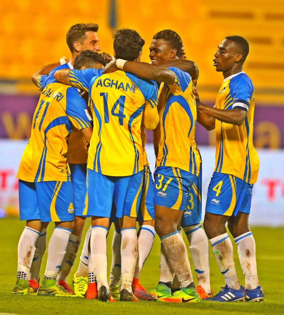 Rashid Sumaila guides Al Gharafa to remain undefeated since joining