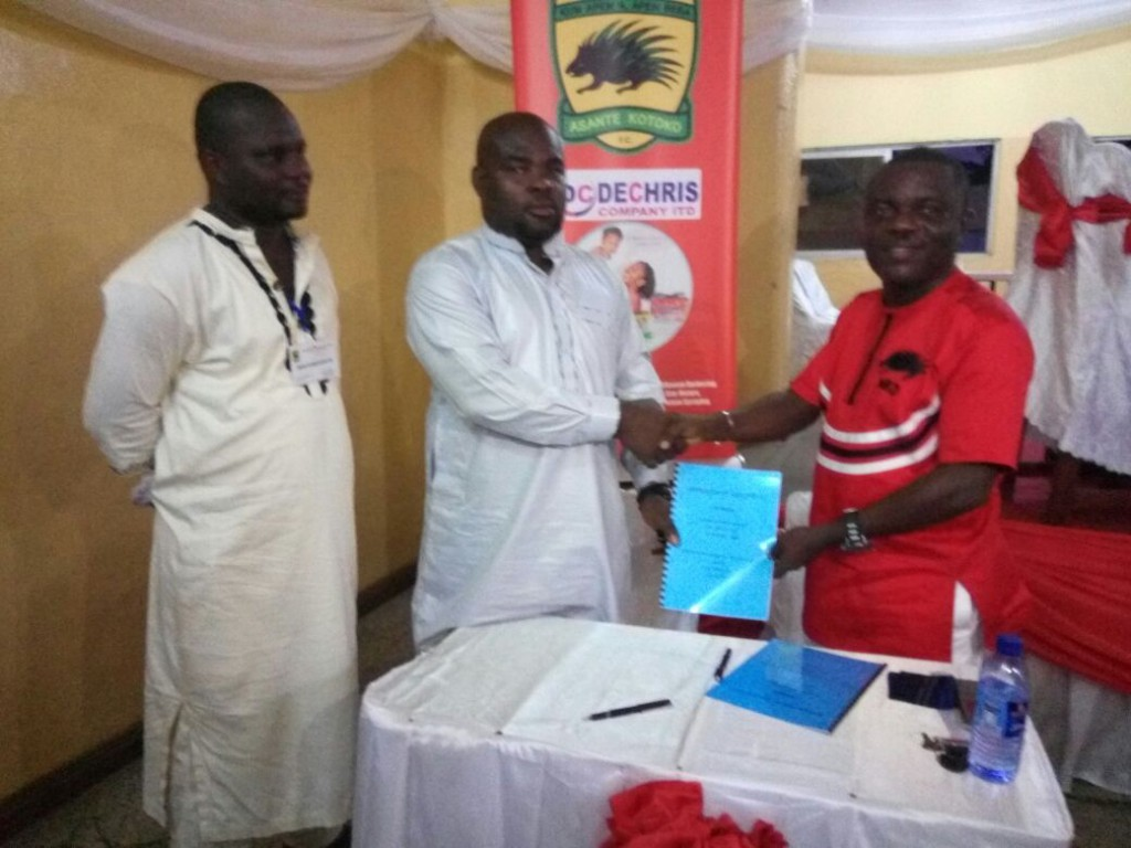 GARCC secures mouth-watering sponsorship with Dechris Company Limited and ten others