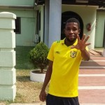 AshantiGold skipper Tijani Joshua returns to training after injury recovery