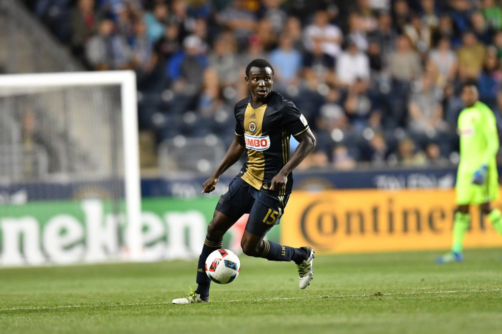 Ghanaian defender Joshua Yaro shares his maiden MLS season experience with fans