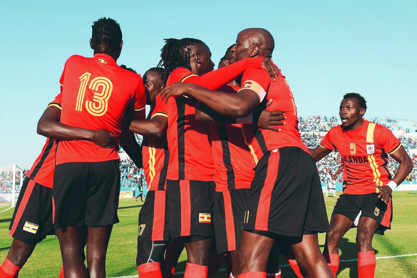 2018 FIFA World Cup qualifier: Uganda coach names 35-man squad to face Ghana next month