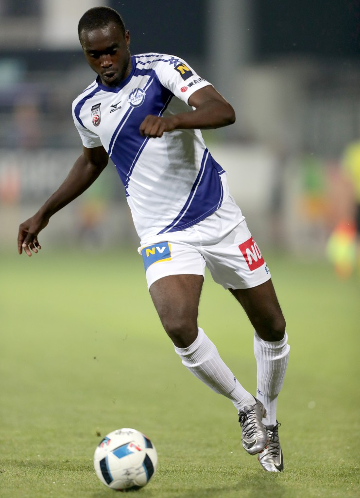 Dutch-born Ghanaian Kevin Tano on target for Horn in Austrian second-tier