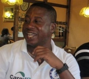 Elmina Sharks gaffer Kobina Amissah admits feeling the Premier League pressure