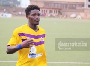 Midfield star Kwame Boahene arrives in Kumasi to cast ballot, Medeama dispel Kotoko switch rumour
