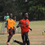 New signing Bright Lukeman starts training with Hearts of Oak
