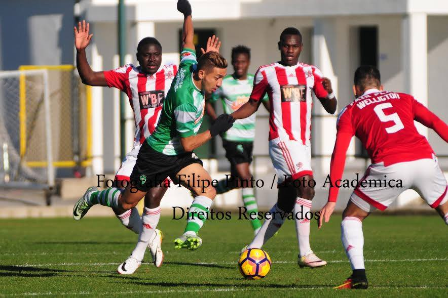 Ghanaian teenager Henry Mendarious grabs equalizer for Sporting Covilha in Portuguese second-tier