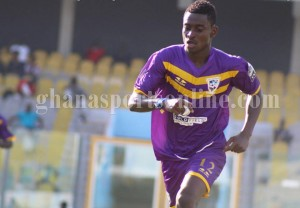EXCLUSIVE: Inter Allies table official bid for Medeama defender Moses Sarpong