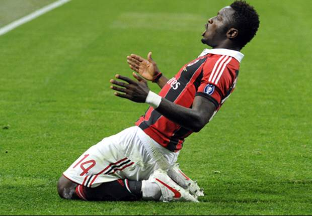 Free agent Sulley Muntari set to join unnamed Italian serie A side next month
