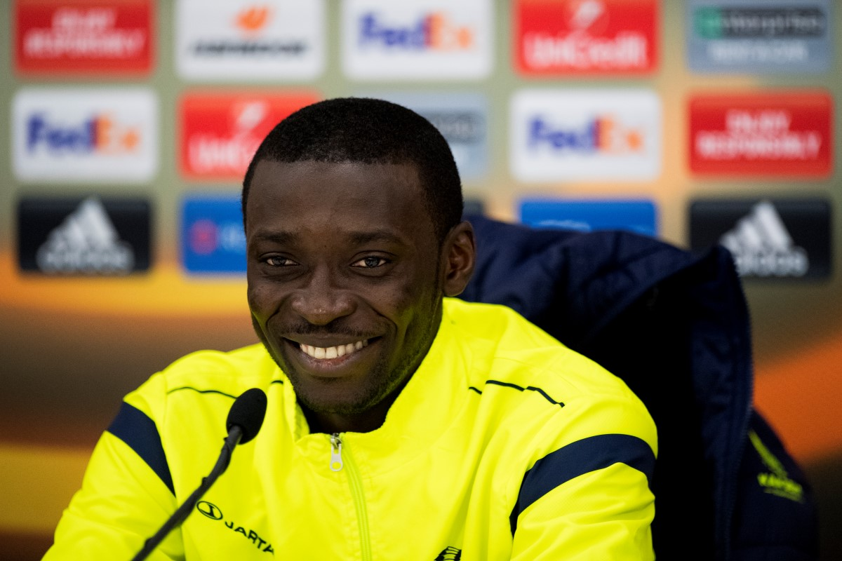 KAA Gent captain Nana Asare serious doubt for crucial Europa League tie against Konaspor