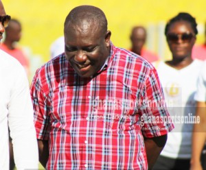 Hearts chief Vincent Sowah Odotei vows to stay on despite political victory