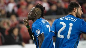 MLS side Montreal Impact announce Ghana striker Dominic Oduro has signed two-year contract extension