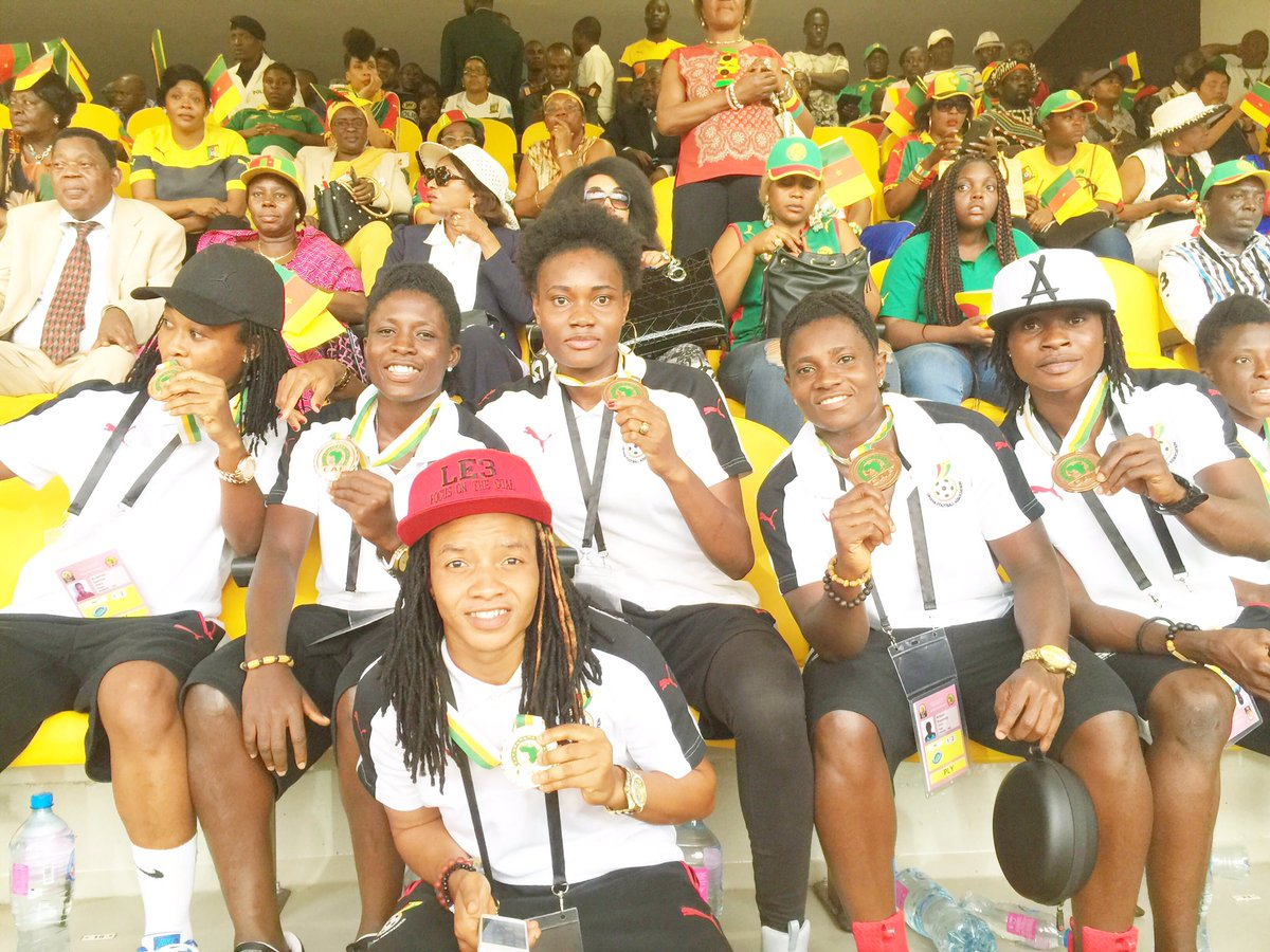 Black Queens nominated for CAF Women's National Team of the Year