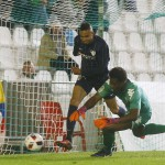 Ghana keeper Razak Brimah tastes action for Cordoba first time in six months; keeps clean sheet in Copa del Rey win