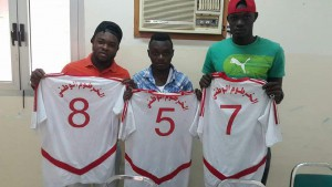 EXCLUSIVE: Sudanese side Khartoum SC sign Ghanaian duo Bismark Idan and Boadi Dacosta