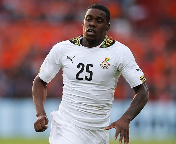 2018 WC QUALIFIER: Crystal Palace ace Jeffery Schlupp returns to Ghana squad for Congo clash