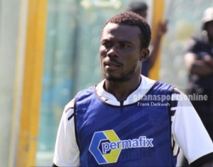 Hearts set to complete signing of free agent defender Augustine Sefa - report