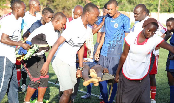 VIDEO: Teenage player in Tanzania dies in U20 league match