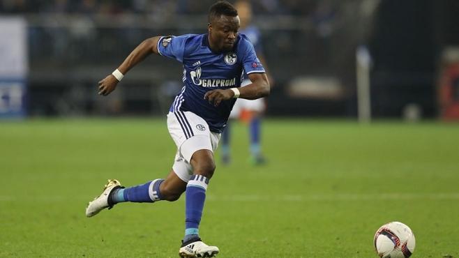VIDEO: Ghana AFCON star Bernard Tekpetey working hard in training with Schalke