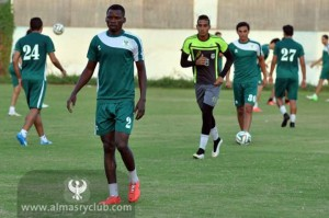 Egyptian outfit Al Masry set to terminate contract of Ghanaian defender Wilson Akakpo