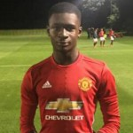 Ghanaian starlet Yeboah Amankwah dumps Man United to sign for Manchester City