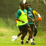 VIDEO: Emmanuel Agyemang-Badu pays tribute to Black Stars fans for training support