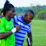 Dreams FC defender Abdul Bashiru disappointed in the PLB for robbing him of the defender of the season award