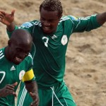 Beach Soccer: Captain of sand Super Eagles eyes Ghana scalp