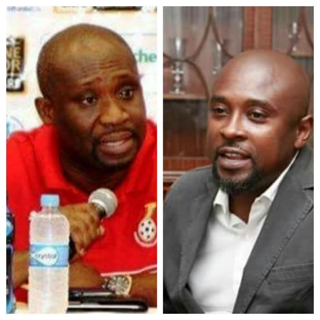 George Afriyie rubbishes Kofi Bawauh's claims of taking Liberty and Latif Blessing to court