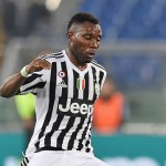 Kwadwo Asamoah could win Scudetto with Juventus today